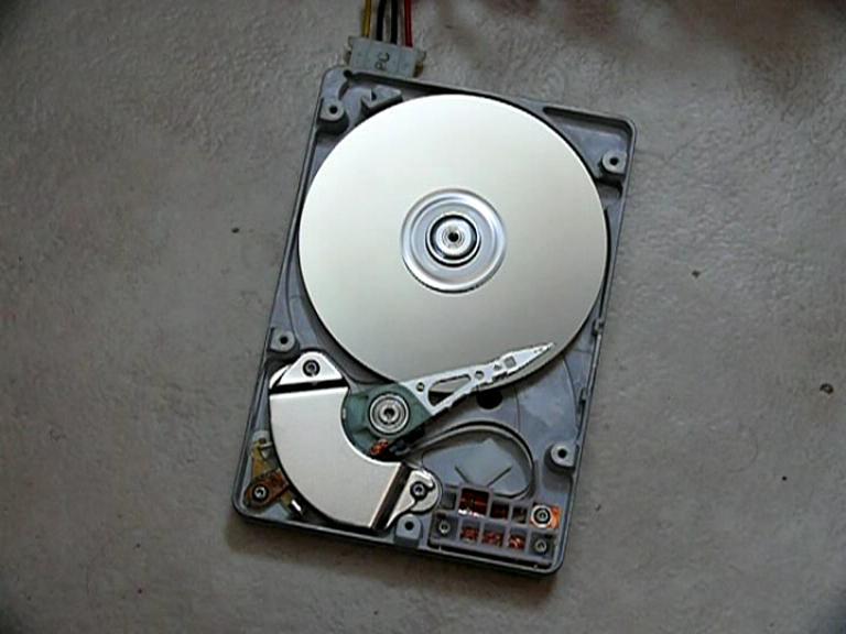 Драйверы для доступа к жесткому диску