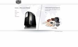 Cooler Master - компания  была основана с целью разработки и производства изделий позволяющих наиболее эффективно решать проблемы теплоотвода
