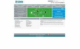 D-link - компания является всемирно известным разработчиком и производителем сетевого и коммуникационного оборудования.