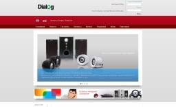 Dialog - компания, предлагающая мультимедийные аксессуары и компьютерную периферию.