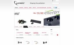 GemBird - компания, специализирующихся на производстве и дистрибуции компьютерных аксессуаров и периферии, а также электронных компонентов и комплектующих.