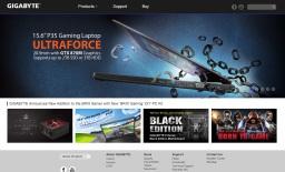 Gigabyte - компания по производству системных плат, видеокарт и другой компьютерной техники