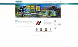 Kingmax является  производителем модулей памяти