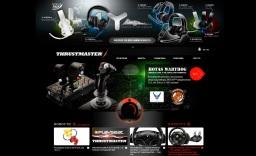 Thrustmaster - одна из ведущих европейских компаний, разрабатывающая и производящая игровые контроллеры и периферийное оборудование для PC и игровых консолей