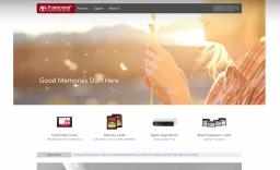 Transcend Information, Inc. — тайваньская компания, производящая модули оперативной памяти, устройства хранения данных на основе флэш-памяти, внешние жёсткие диски, цифровые плееры и др. мультимедийные устройства и аксессуары.