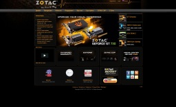 ZOTAC International Ltd — крупный поставщик компьютерных комплектующих, а именно видеокарт и материнских плат на базе процессоров NVIDIA.