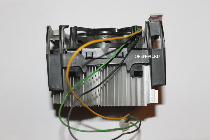 Процессор (Радиатор и Кулер)