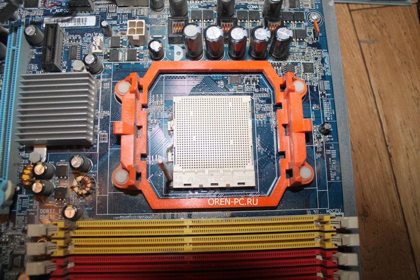 Материнская плата (CPU Socket)