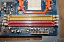 Слот(разъем) для оперативной памяти
